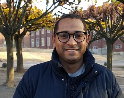 Lead author Flavio Freitas KTH. Photo: Tiago Froes Carvalho