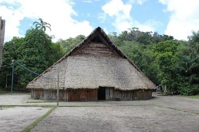 Amazonas blog_Maloca