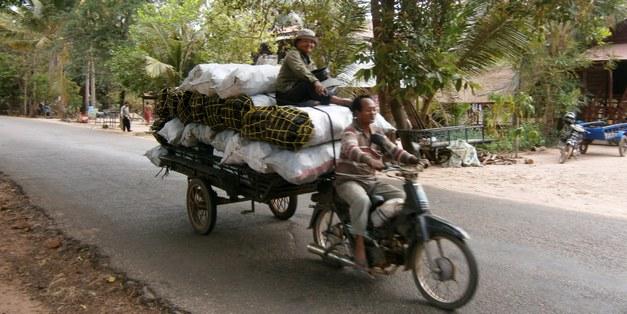 REDD and Poverty in Cambodia