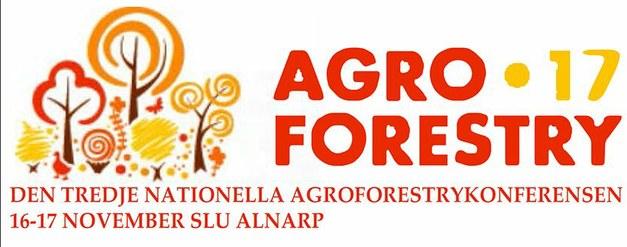 Agroforestrykonferens 2017, SLU Alnarp