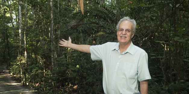 The Amazon in the new globalized context - seminar with prize laureate Professor Carlos Nobre