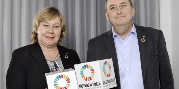 Chalmers och Göteborgs universitet stärker samarbetet för hållbar utveckling