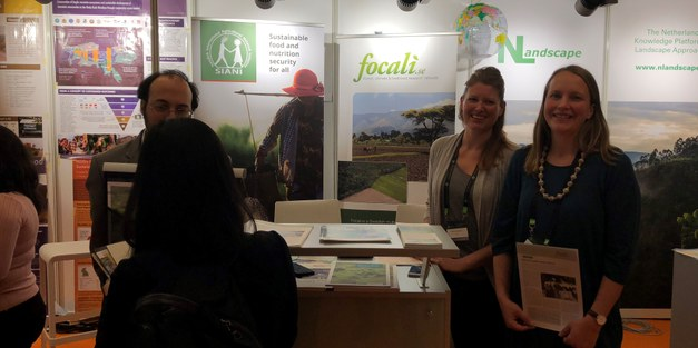 Focali at Global Landscapes Forum 2018: Connecting for impact – From commitment to action
