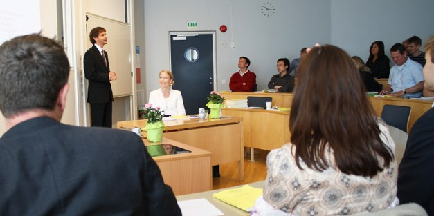 Anna Nordén has defended her PhD thesis: Essays on Behavioral Economics and Policies for Provision of Ecosystem Services