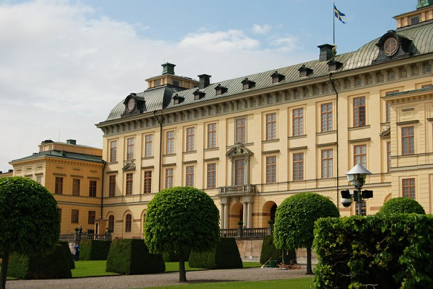 Martin Persson will receive scholarship from the Swedish King Carl XVI Gustaf at the Royal Palace